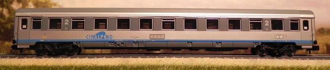 Seconda classe ex SBB - Arnold