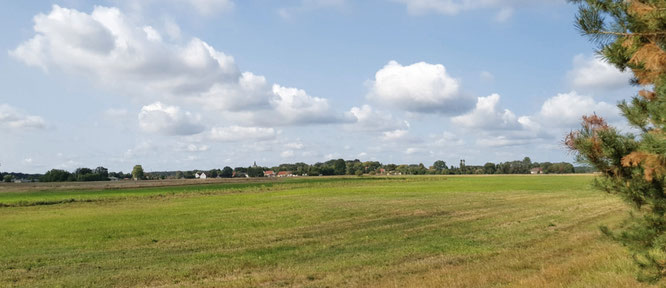 Feld bei Markgrafpieske, Foto: Kirchengemeinde