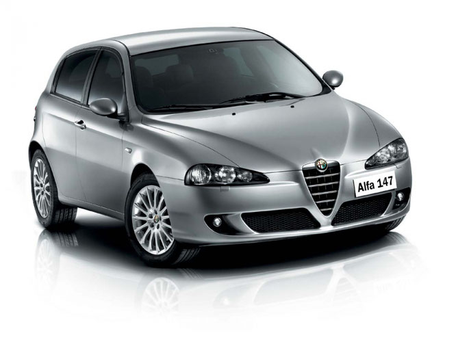 Alfa Romeo 147 Werkstatthandbücher PDF
