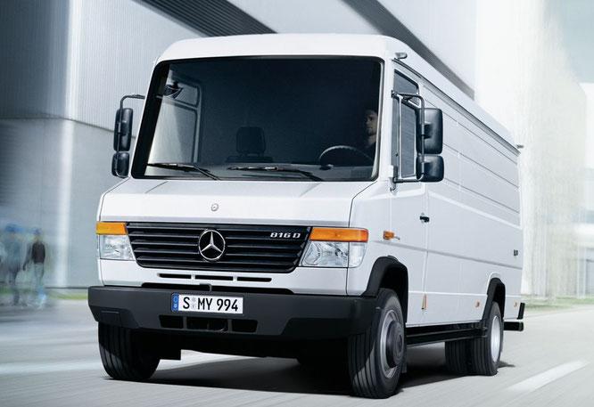 Mercedes-Benz Vario Reparaturhandbuch
