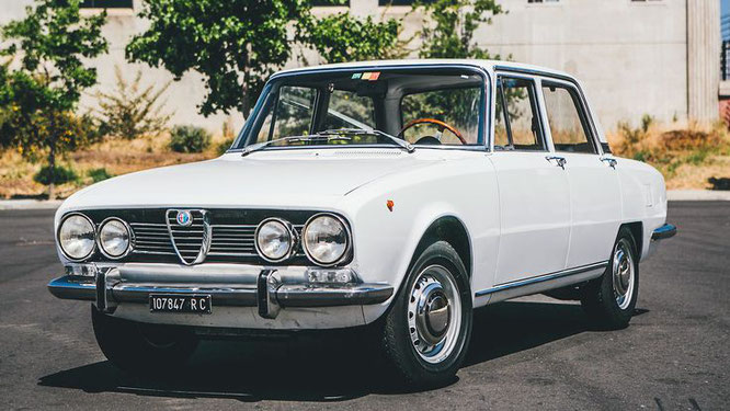 Alfa Romeo Berlina Schaltplan PDF