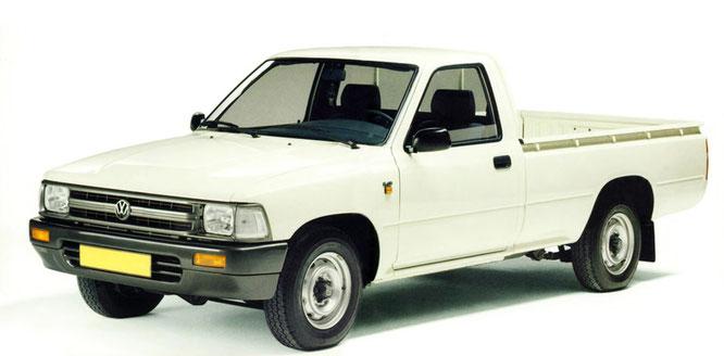 Volkswagen Taro Reparaturanleitungen PDF