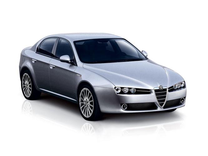 Alfa Romeo 159 Reparaturanleitungen PDF
