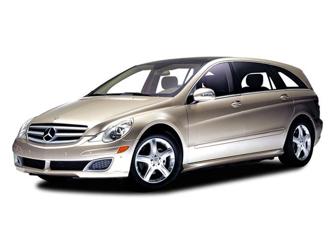 Mercedes-Benz R-Klasse Handbücher PDF