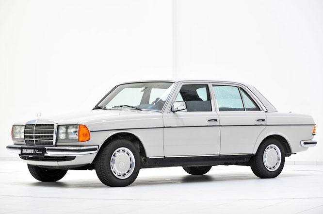 Mercedes-Benz W123 Reparaturhandbücher PDF