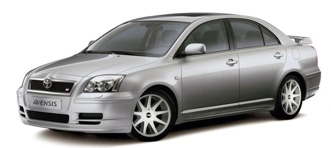 Toyota Avensis Fehlercodes Liste