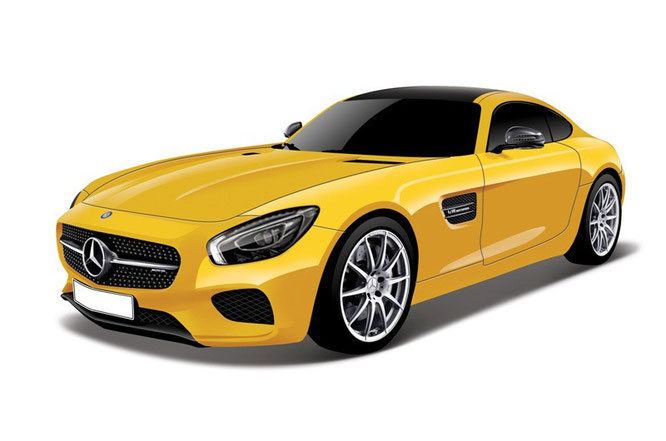Mercedes Benz 2016 AMG GTS-Klasse Bedienungsanleitung