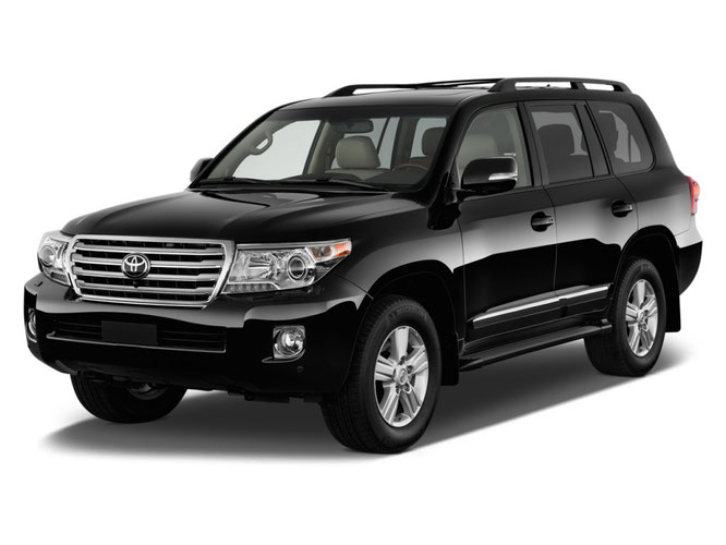 Toyota Land Cruiser Reparaturanleitungen PDF