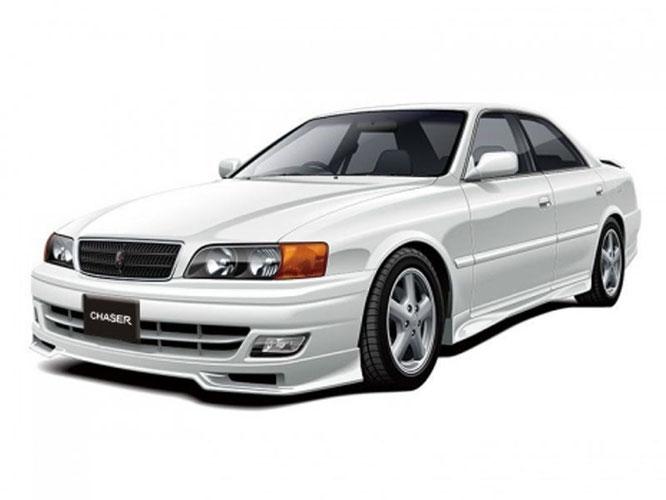 Toyota Chaser Reparaturanleitungen PDF