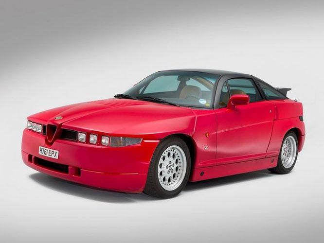 Alfa Romeo RZ-SZ Reparaturanleitungen PDF