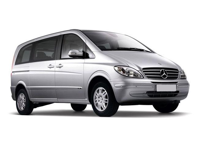 Mercedes-Benz Vito Reparaturanleitungen PDF