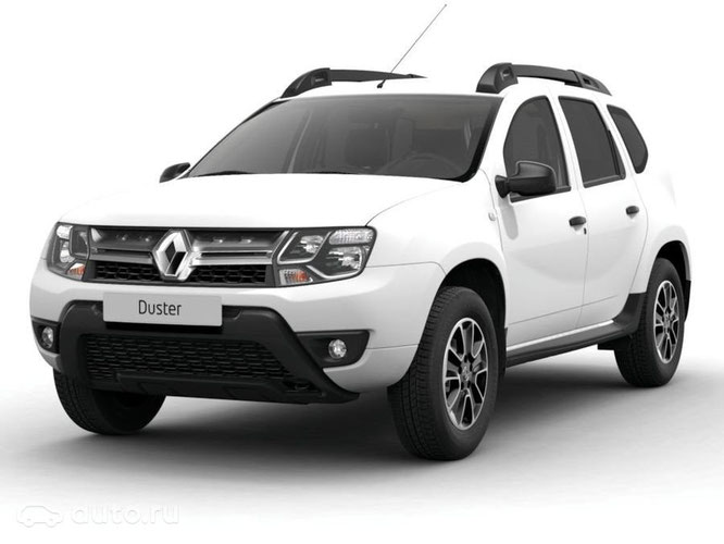 Renault Duster Fehlercodes Liste