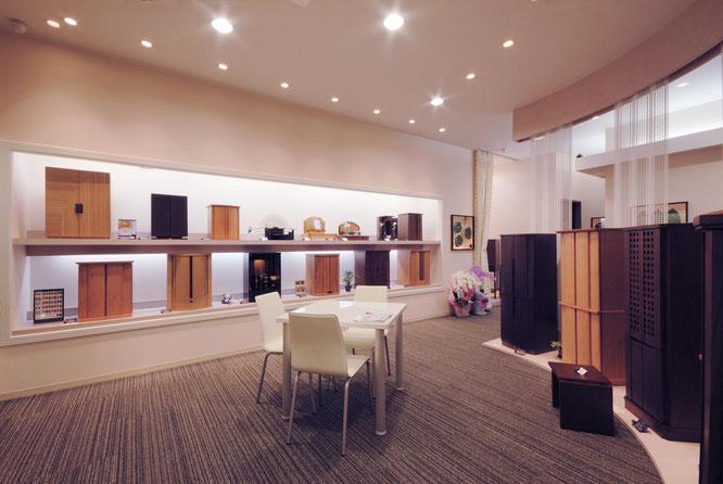 現代仏壇ショールーム