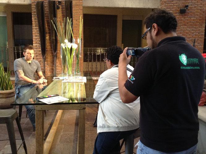 Entrevista El Corazón de la Fiera Una Producción Original de Reed Producciones para Claro Sports