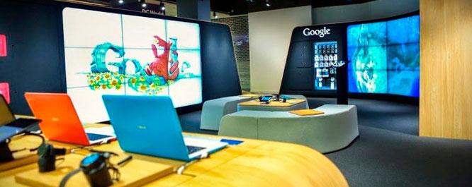 Tienda de Google en Londres