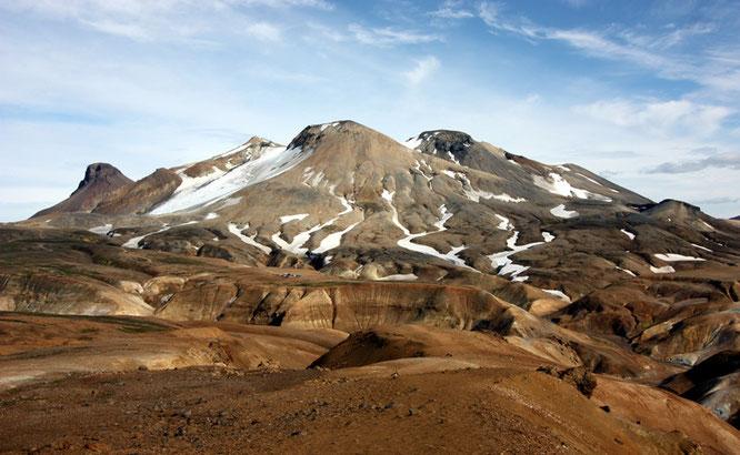 Berge bei Kveradalir