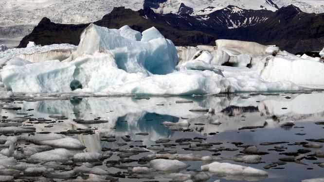 Gletscherlagunge Jökusárlón