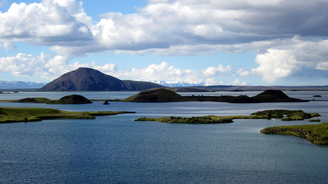 Mývatn-See