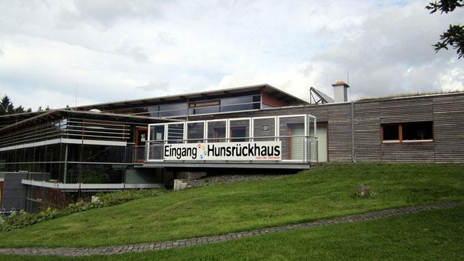 Hunsrückhaus am Erbeskopf