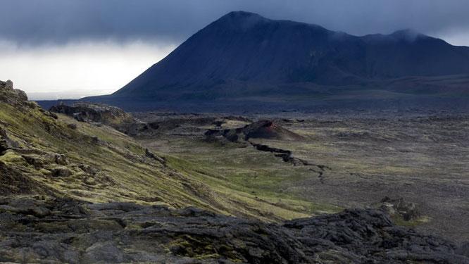 Vulkansystem Krafla