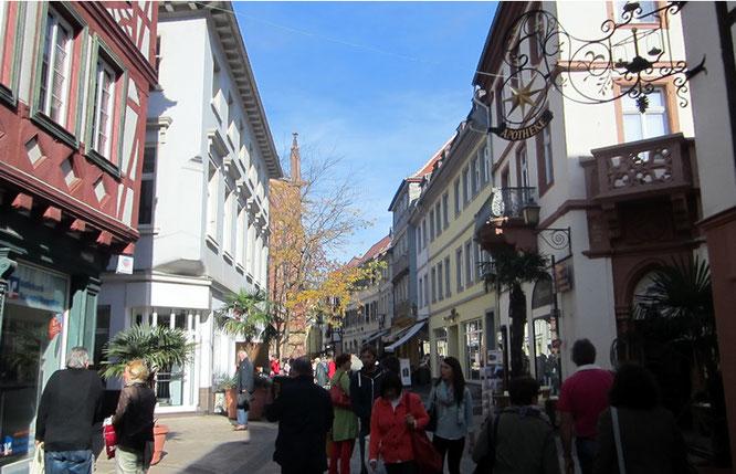 Stadtzentrum Neustadt