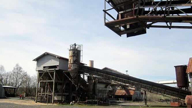 Industrie-Kulisse