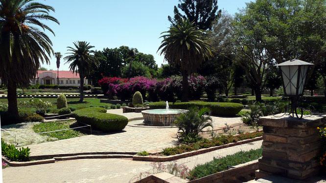Park am Tintenpalast