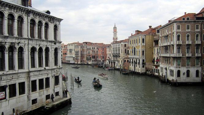Der Canale Grande
