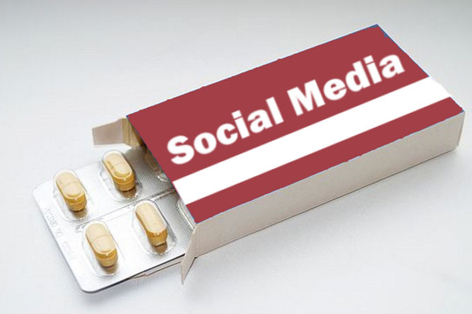 Social Media als Dopamin-Dealer
