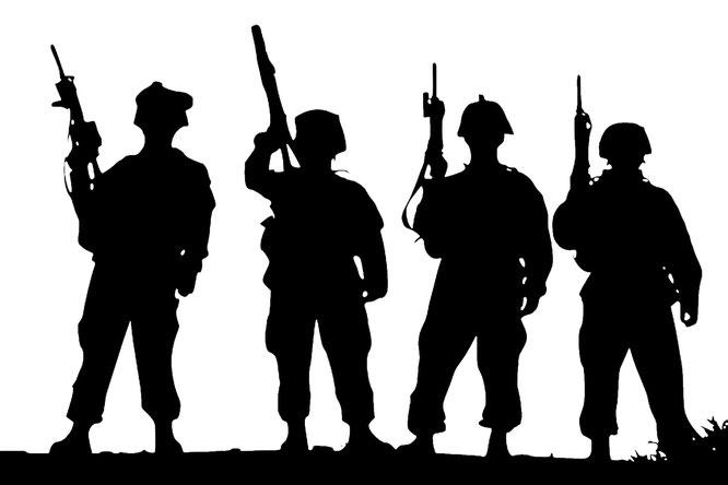 Was? Wir haben gar keinen Weltfrieden | Wortopolis Kolumne by Britta Stender