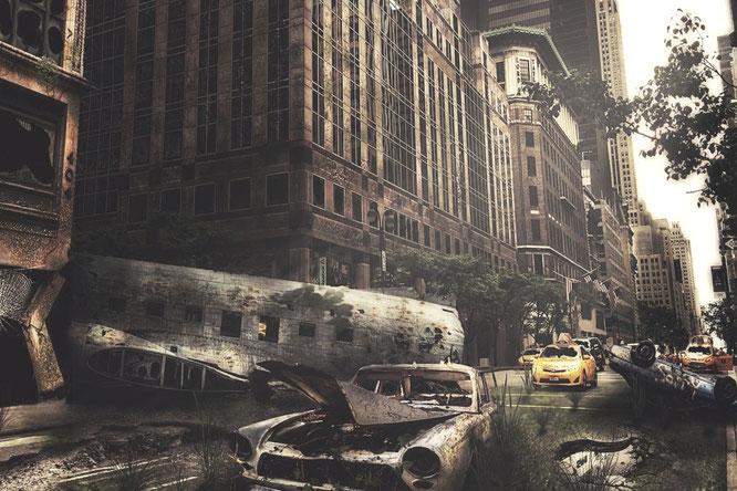 Wortopolis Kolumne by Britta Stender   Überleben nach der Apokalypse