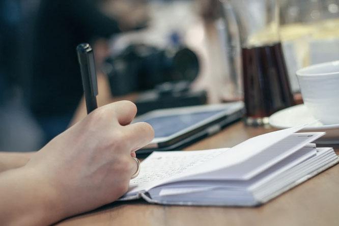 Briefing erstellen - alles eine Sache der Übung