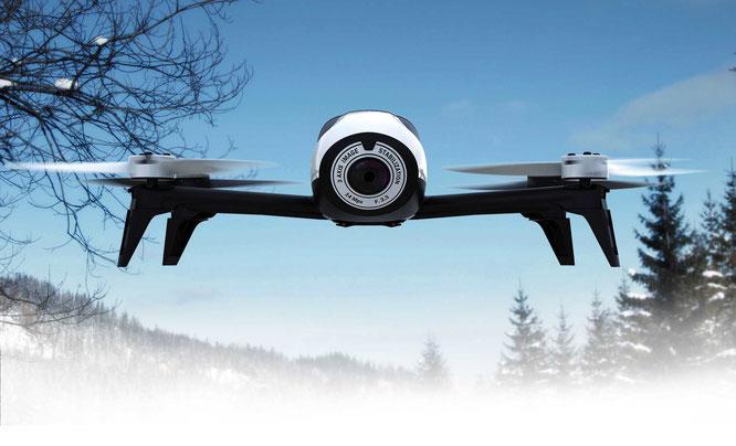 Nouveau Drone Parrot, l'évasion sans limite !