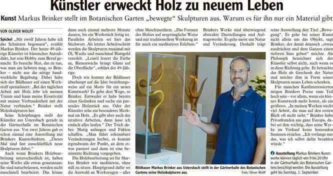 Augsburger Allgemeine, 16.08.2019