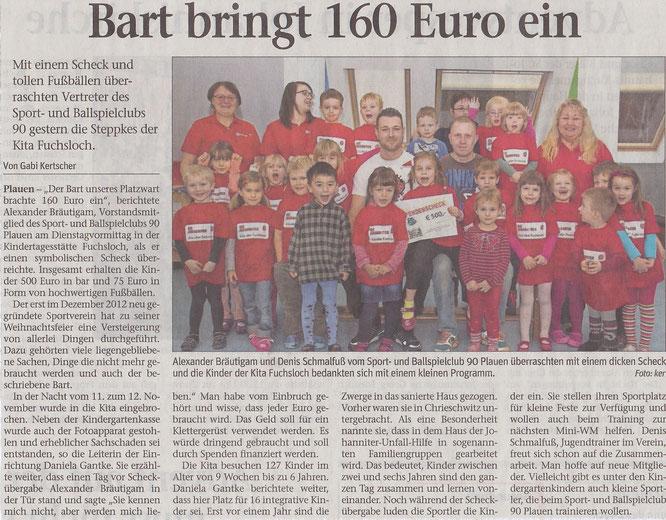 Vogtland-Anzeiger vom 17.12.2014