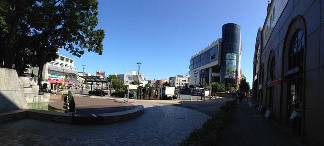 小田急狛江駅前北口