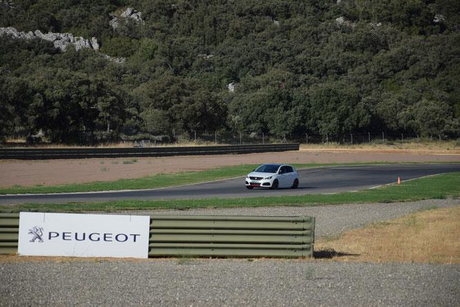 Peugeot 308 GTi 2018