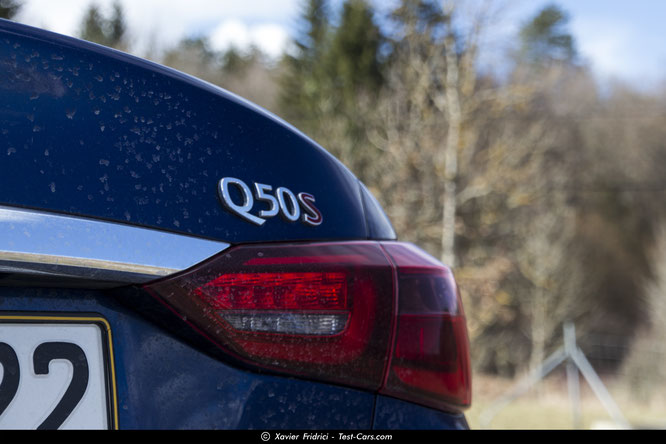 Infiniti Q50S