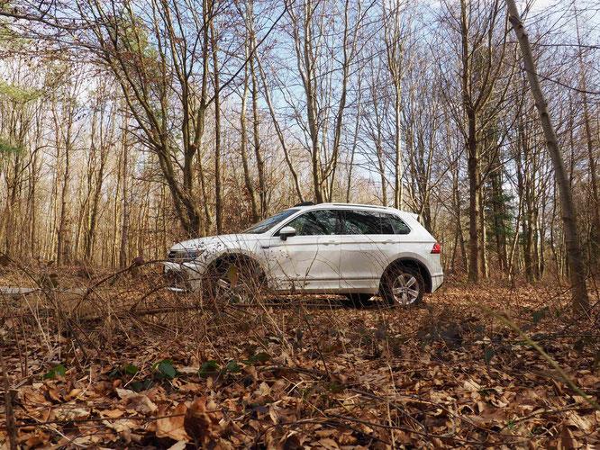 VW Tiguan 2017