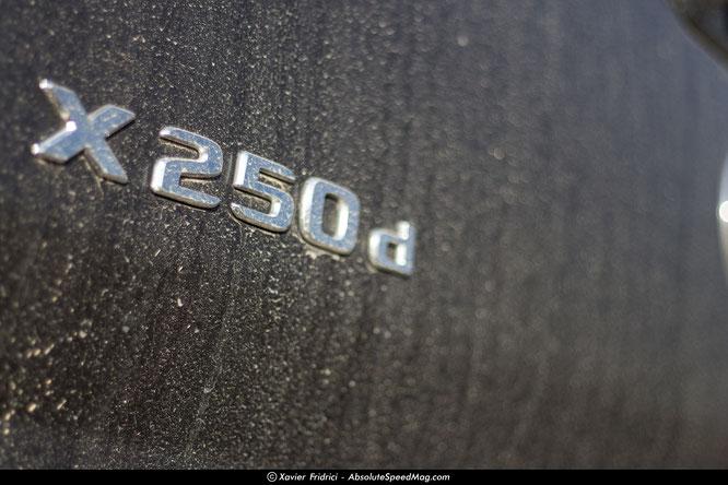 Mercedes Classe X 250d 4MATIC