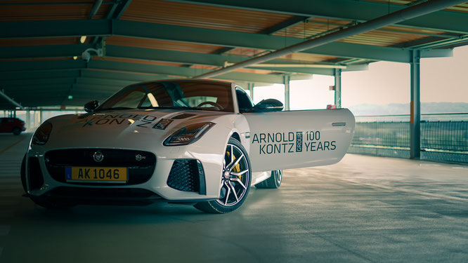 Jaguar F-Type coupé SVR