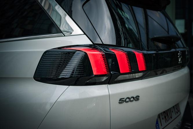 Peugeot 5008 1.6L THP 165