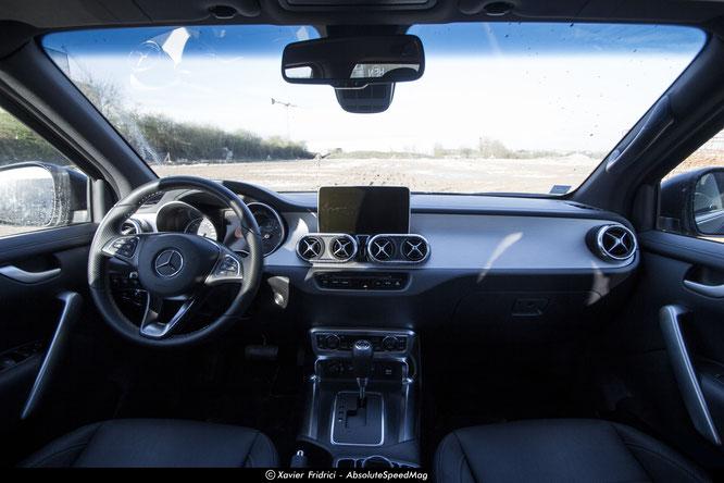 Mercedes X 250d 4MATIC