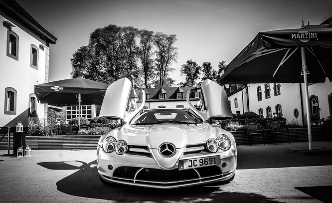 Mercedes Mc Laren SLR