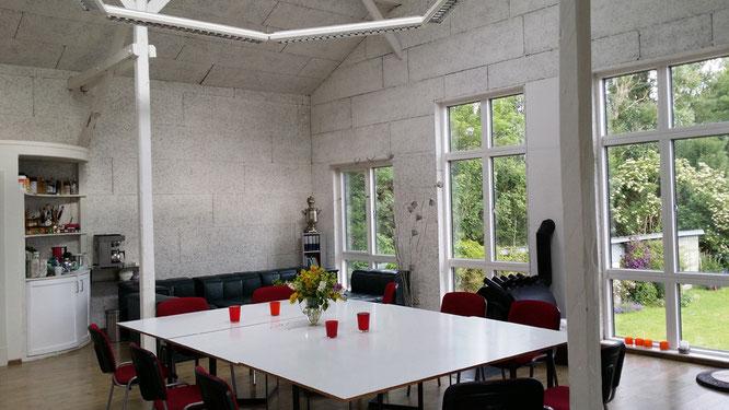 Atelier im Atelierhaus Uelvesbüll