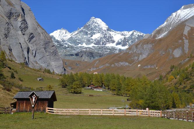 das höchste in Österreich - der Großglockner