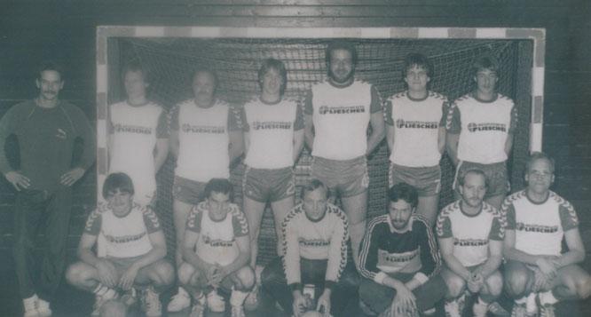 Vize-Meister Saison 1987