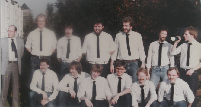 Meister Saison 1983