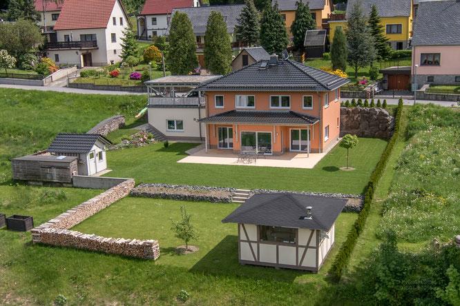 Luftbild Pirna Flygrafix Drohne Luftbilder Geburtstagsgeschenk Überraschung