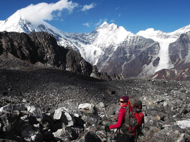Trek ganja la langtang nepal
